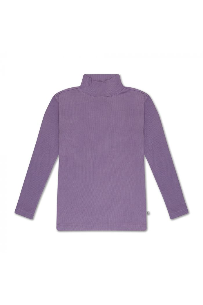 Repose AMS turtle neck greyish lavender