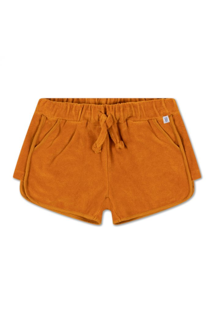 Repose AMS sporty short Golden Yellow