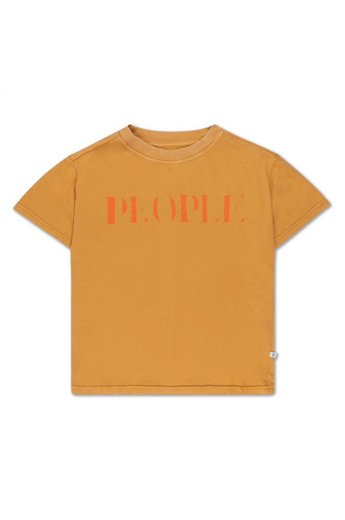 Repose AMS tee shirt Golden Yellow