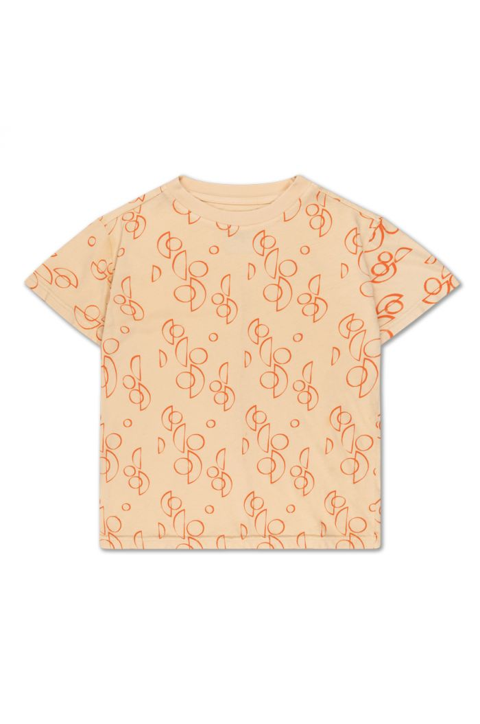 Repose AMS tee shirt loop print