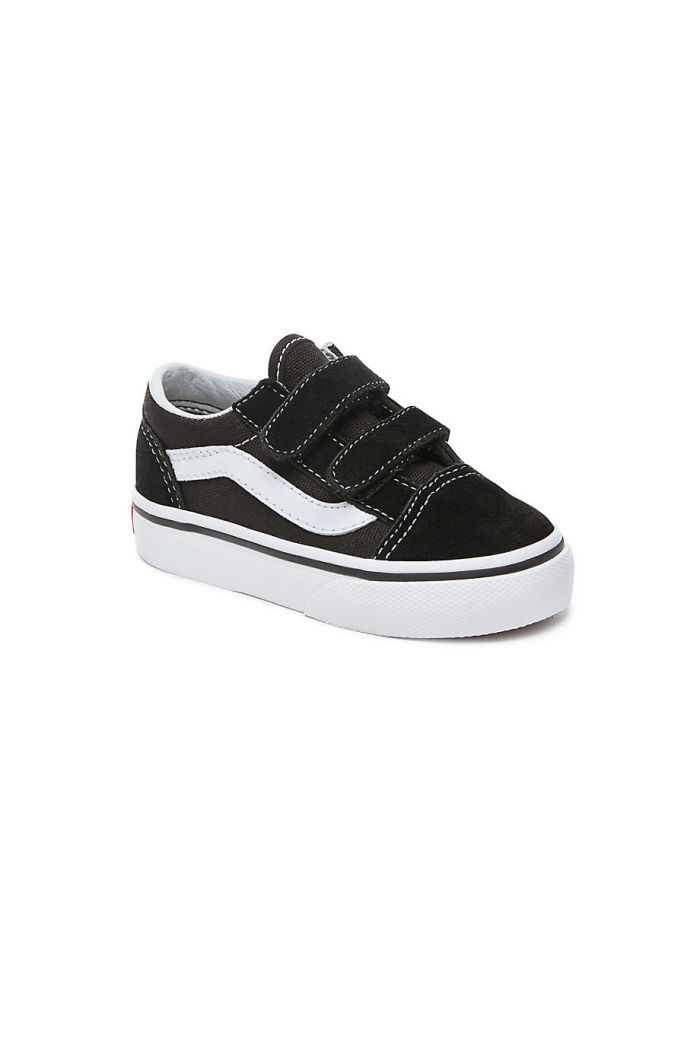 Vans Old Skool V Black/True White