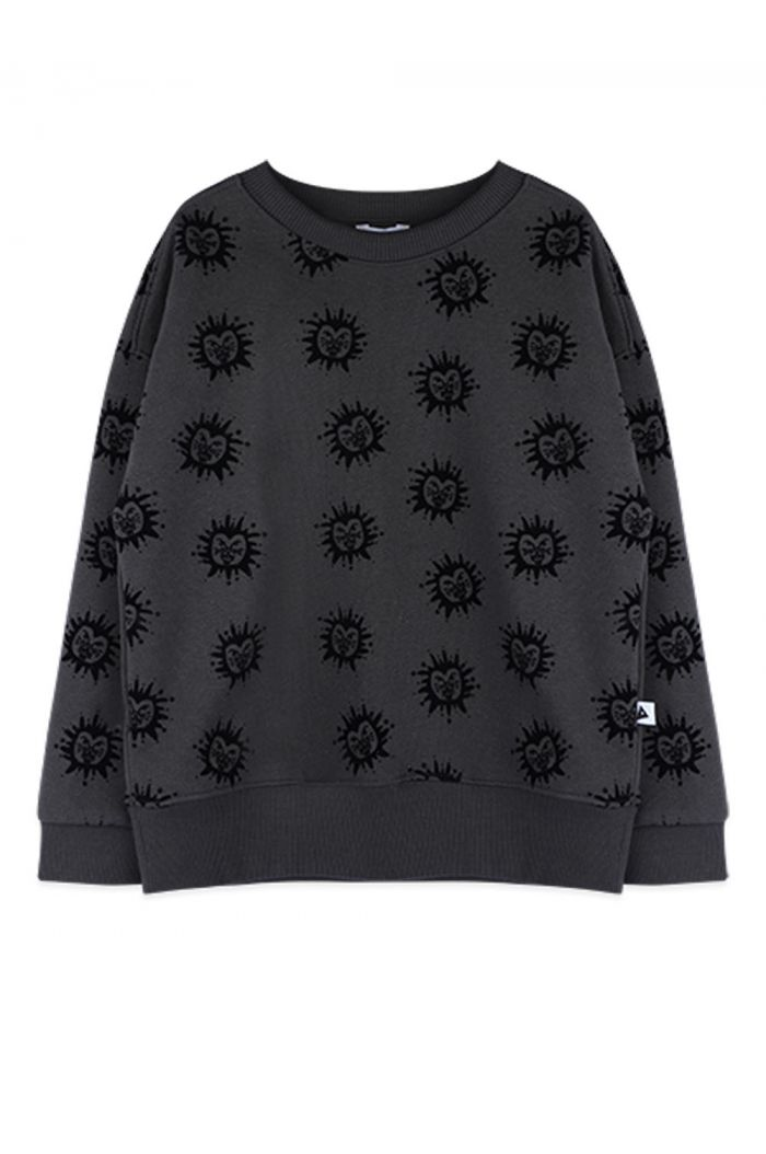 Ammehoela Rocky Sweater Antra black