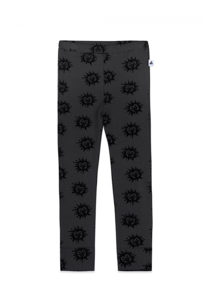 Ammehoela James sweatpants Antra black