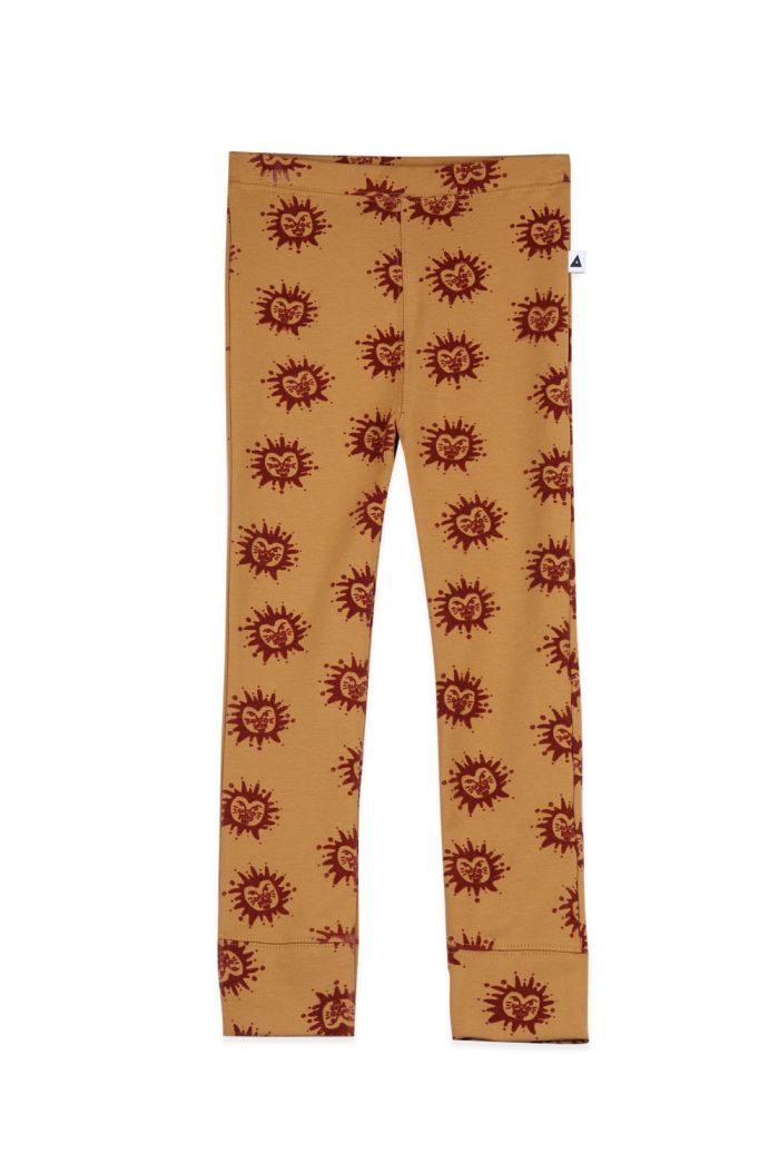 Ammehoela James sweatpants Camel