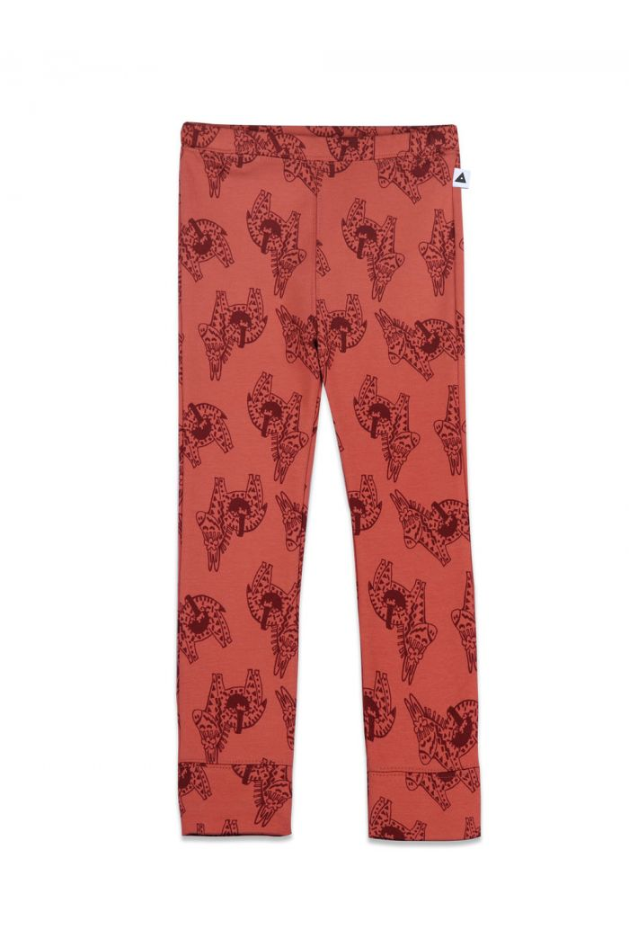Ammehoela James sweatpants Soft Red