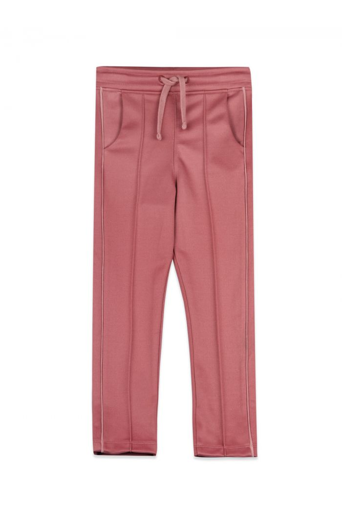Ammehoela Jax trackpants Soft Red