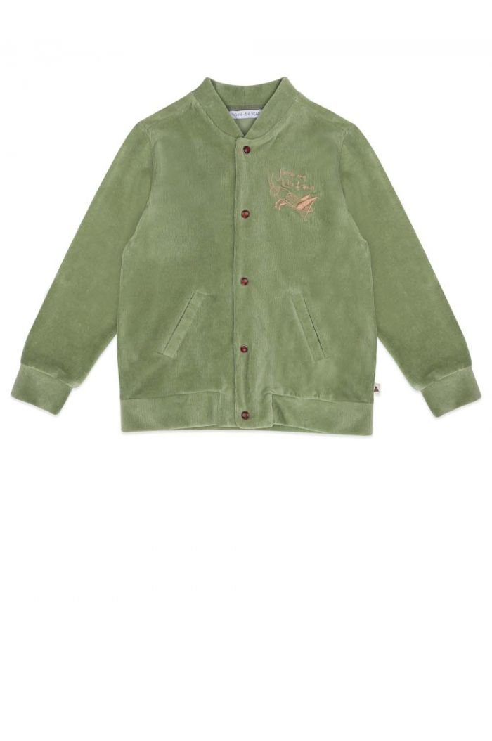 Ammehoela Ollie Jacket Oil green