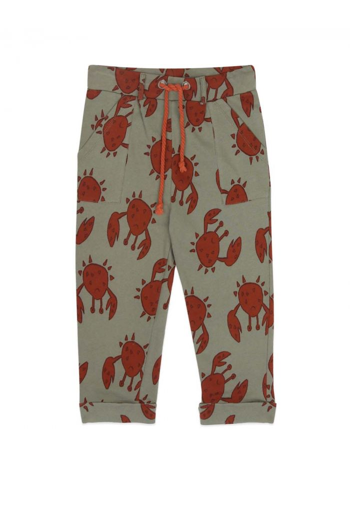 Ammehoela Bennie Pants Happy crab
