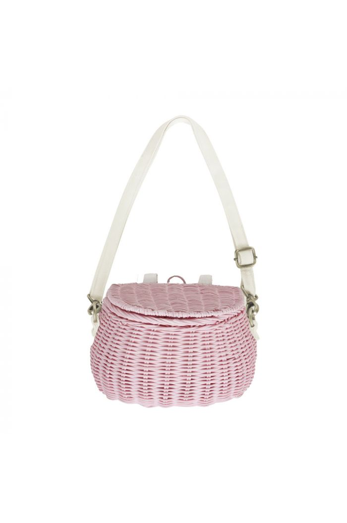 Olli Ella Mini Chari Pink Bag