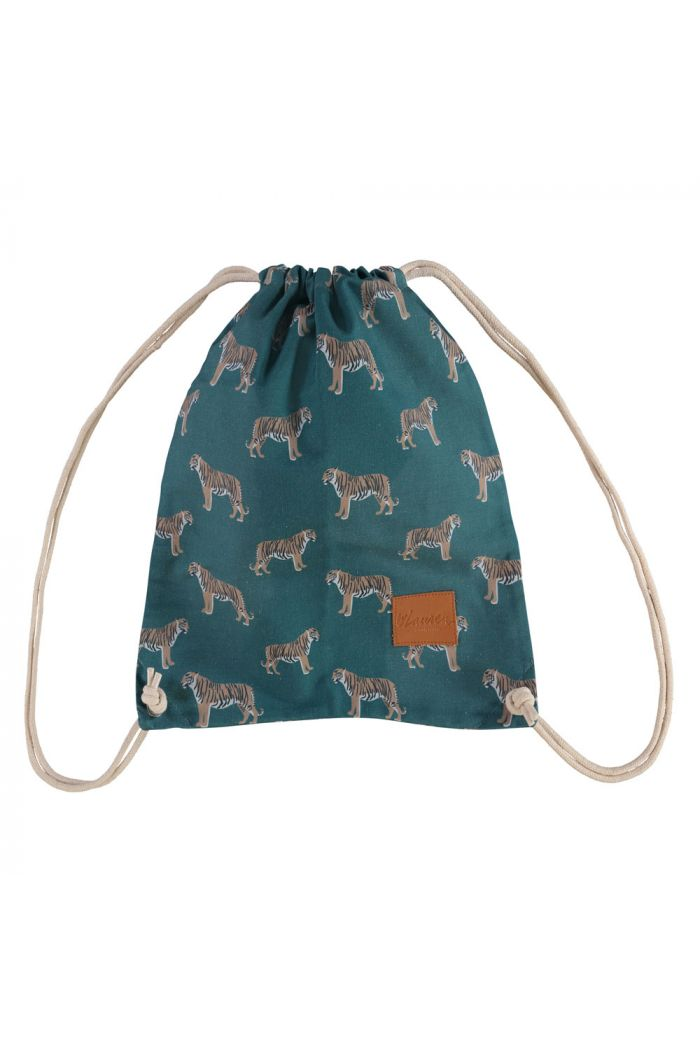 by Lauren Small Backpack Only Tigers for me