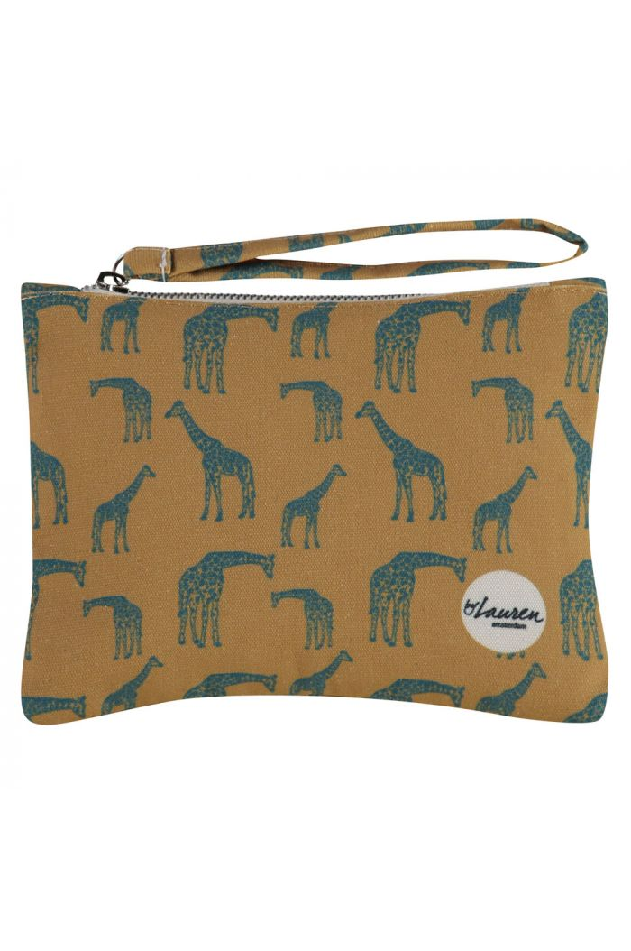 by Lauren Happy Bag Small Giraffe Love