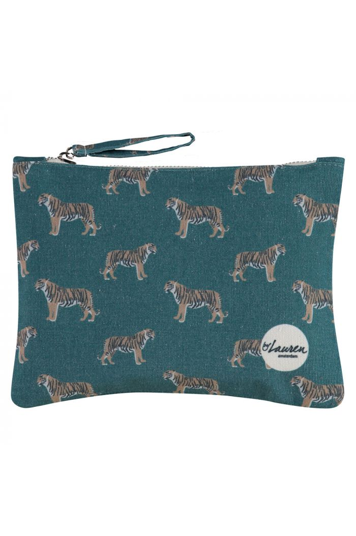 by Lauren Happy Bag Medium Only Tigers for me