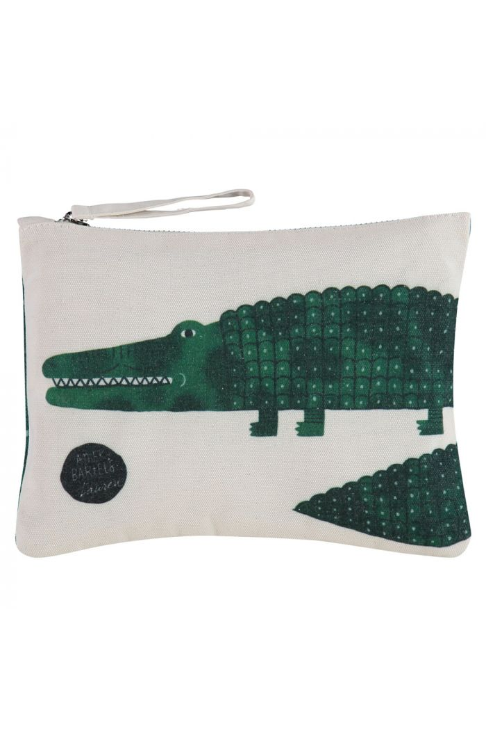 by Lauren Happy Bag Medium Crocodile