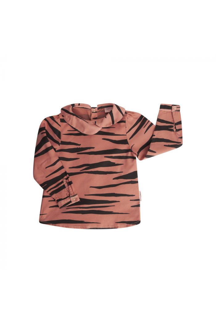 Maed for Mini Blouse Pink Tiger