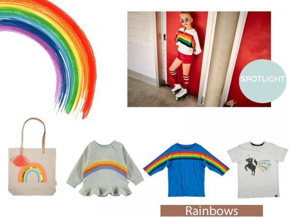 Niet te missen: de regenboog trend