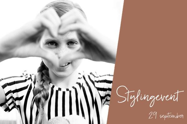 Styling Event: schrijf je nu in!