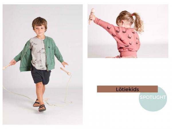 Lotie Kids staat voor Slow Fashion